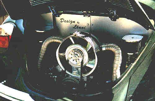 Flat4 Die Luftgeboxte K Ferseite Typ 1 Und Typ 4 Boxermotor